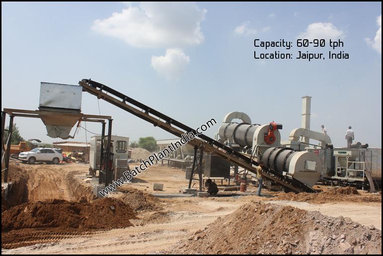 asphalt mixing plant