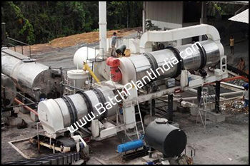 counter flow asphalt plant suppliers