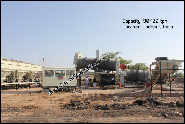 manufacturer of asphalt drum mix plant