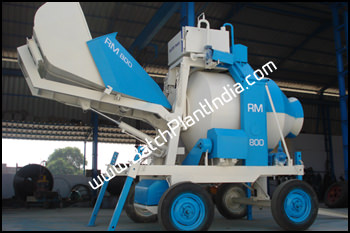mini concrete batching plant manufacturers