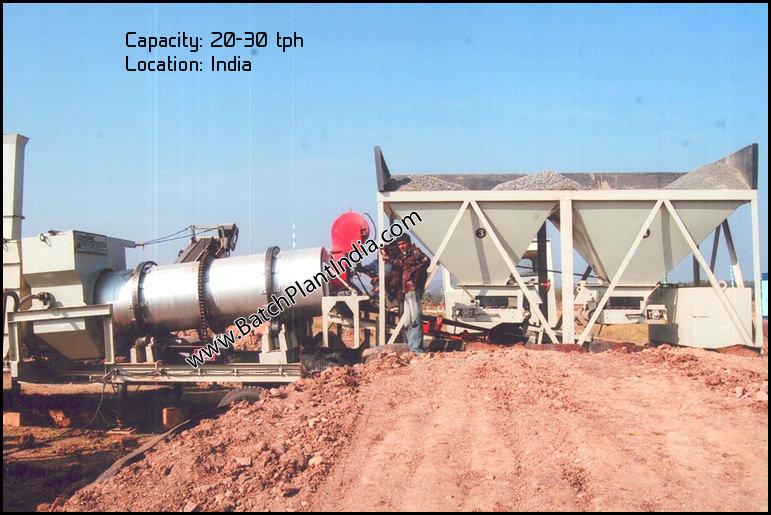 mobile asphalt plant manufacturers