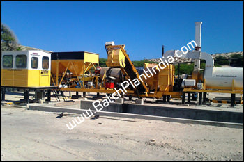 mobile asphalt plant suppliers