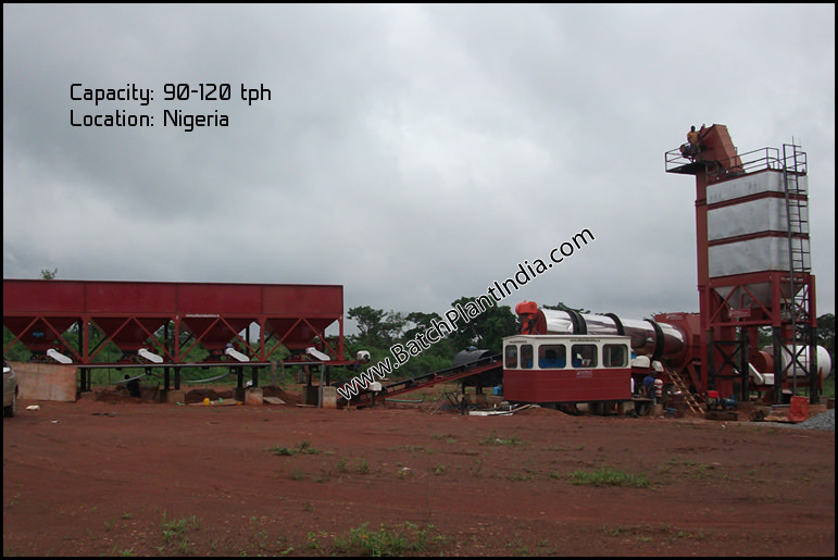 stationary asphalt plant manufacturers