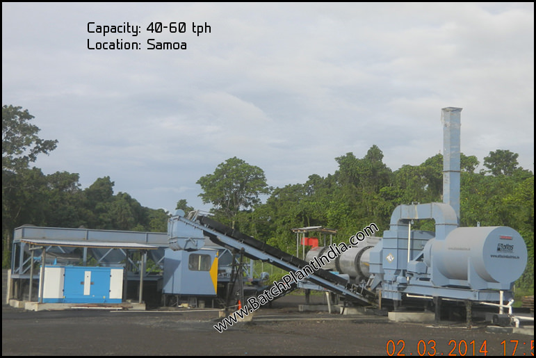 portable asphalt plant for sale