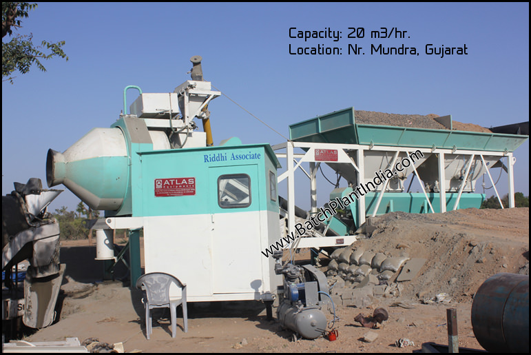 portable concrete drum mixers
