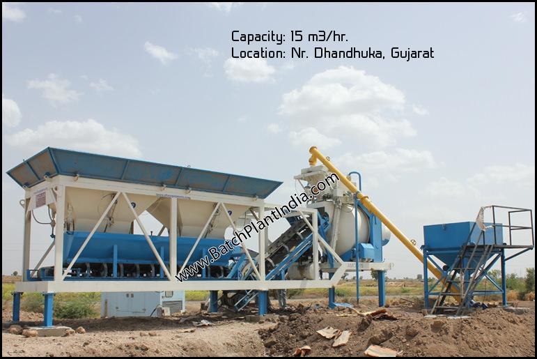 portable concrete plant exporters